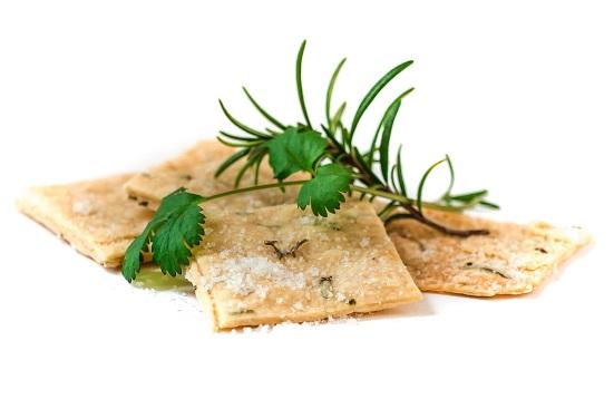 Olivenöl Cracker