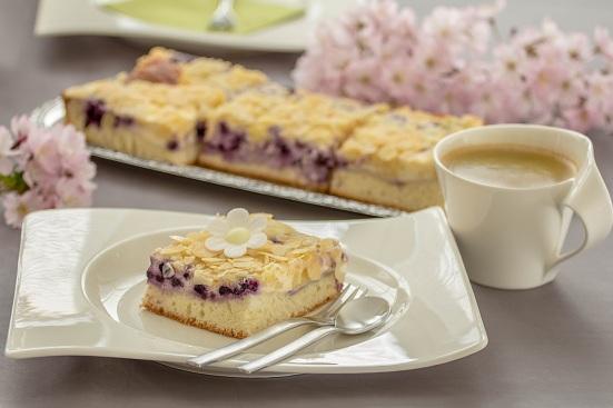 Himbeerschmandkuchen