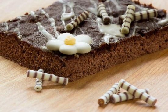 Schoko-Kaffee-Kuchen