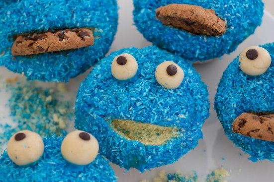 Krümelmonster Muffins