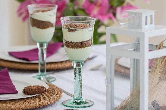 Vanille Crunchy Mousse