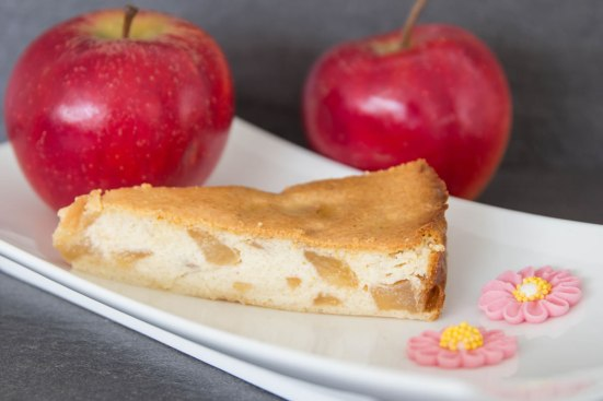 Apfel Käsekuchen