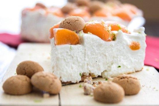Aprikosen-Ricotta-Kuchen