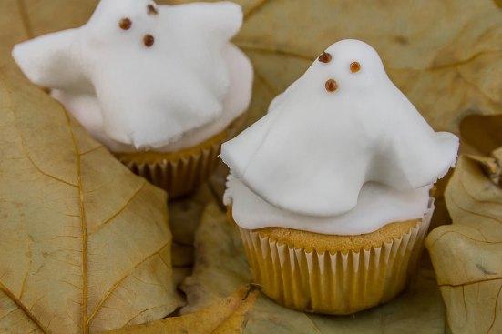 Gespenster Muffins